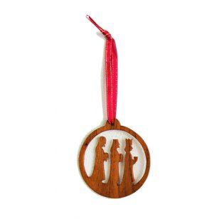 wisemen nativity ornament